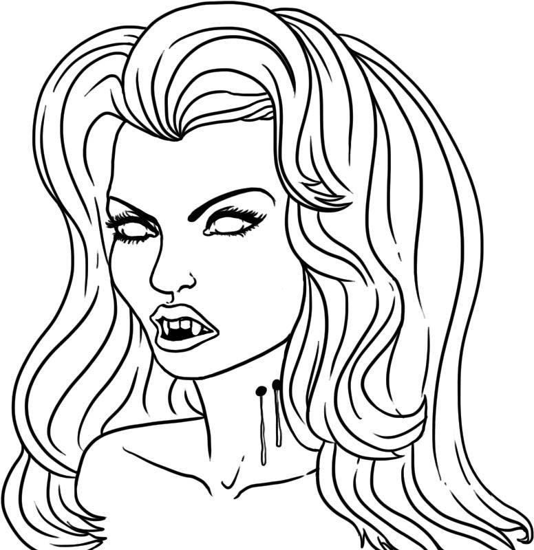 Coloriage barbie vampire ancenscp - Coloriage de vampire a imprimer ...
