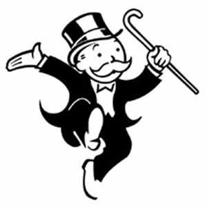 Coloriage monopoly